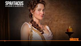Spartacus &#8211; God Of The Arena &#8211; Lucy Lawless As Lucretia